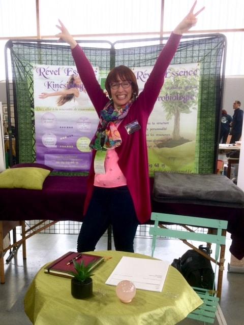 La kinésiologie à bordeaux avec Gaelle Guillemard