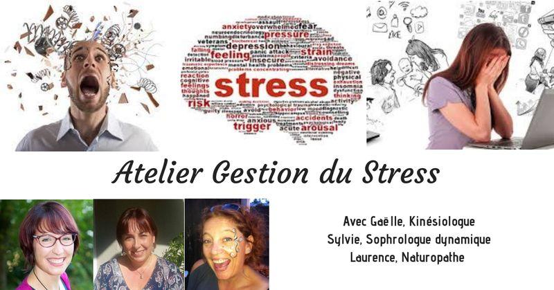 atelier gestion stress kinesiologie bordeaux